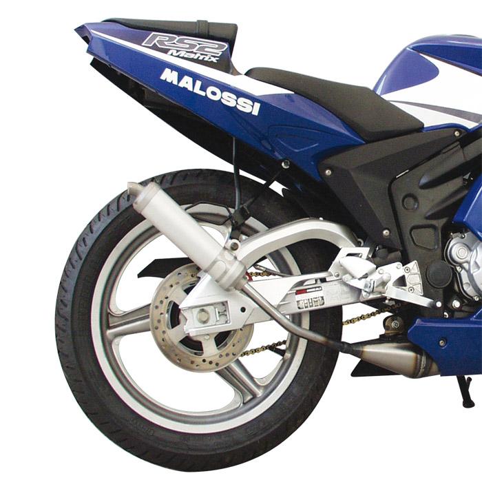 【MALOSSI】Racing 膨脹室排氣管 GP - 「Webike-摩托百貨」
