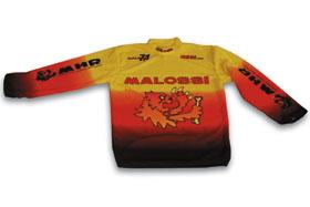 【MALOSSI】T恤 (速克達・CROSS用) - 「Webike-摩托百貨」