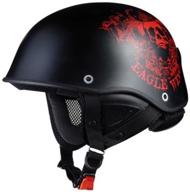 【LEAD】EAGLE WING EW-88半罩安全帽 - 「Webike-摩托百貨」