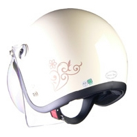 【LEAD】Street Alice QP-2 Small Low四分之三安全帽 - 「Webike-摩托百貨」