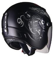 【LEAD】X-AIR RAZZOIII G1四分之三安全帽 - 「Webike-摩托百貨」