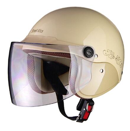 【LEAD】Street Alice QJ-3 Semi-jet 四分之三半罩安全帽 - 「Webike-摩托百貨」