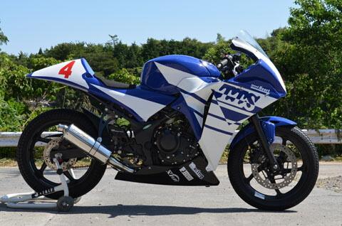 【TTS】Racing 排氣管尾段 - 「Webike-摩托百貨」