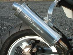 【TTS】Billet Racing Up 全段排氣管 - 「Webike-摩托百貨」