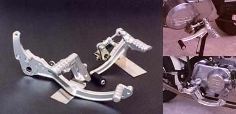 【TTS】Racing 腳踏後移套件 - 「Webike-摩托百貨」