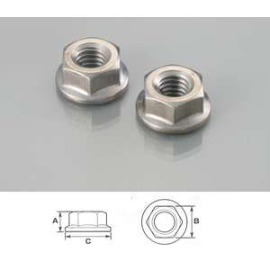 Nut with Flange K-CON