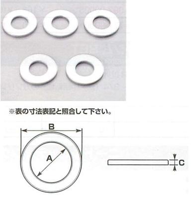 【K-CON】平墊片 (不鏽鋼) - 「Webike-摩托百貨」