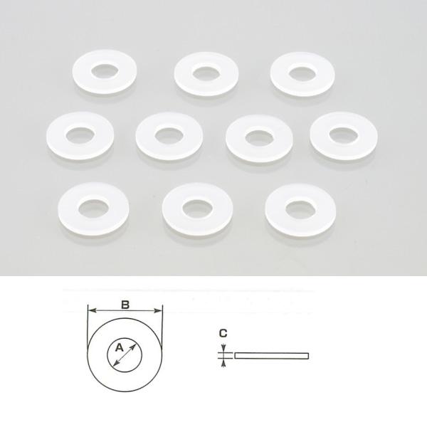 【K-CON】尼龍墊片組 - 「Webike-摩托百貨」