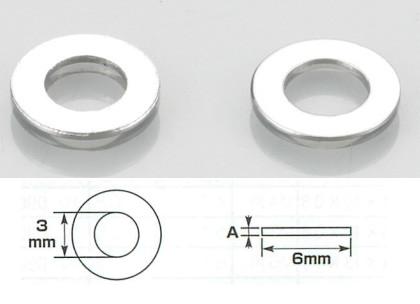 【K-CON】Needle 墊片組 3×6×0.3/0.6 - 「Webike-摩托百貨」