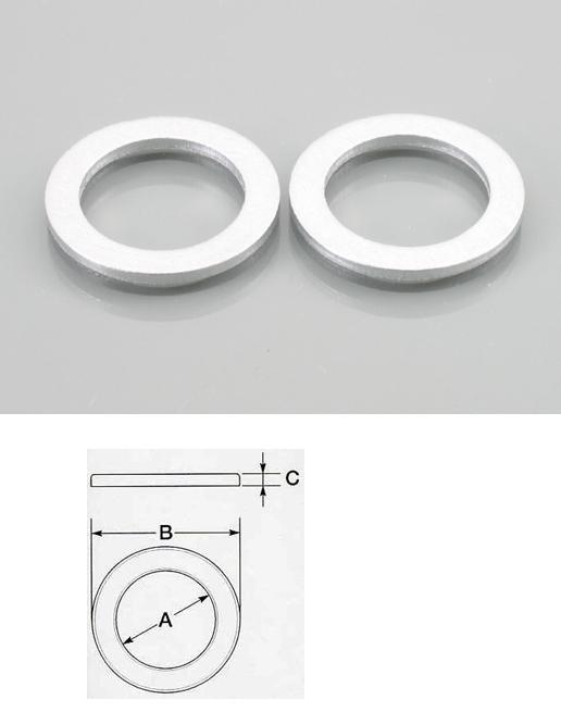 【K-CON】油管接頭 / 密封墊片 - 「Webike-摩托百貨」