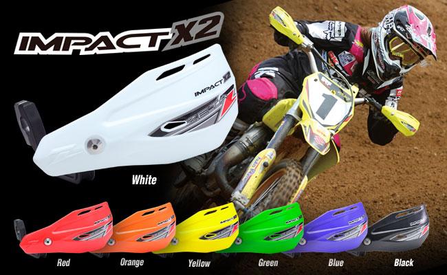 【ZETA】ImpactX2護板 - 「Webike-摩托百貨」