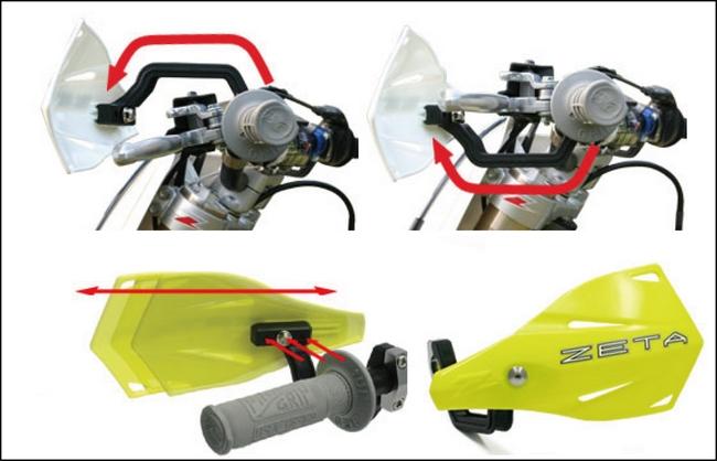 【ZETA】Stingray護弓組 - 「Webike-摩托百貨」