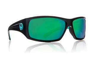 【DRAGON SUNGLASS】太陽眼鏡 CINCH JET TEAL/GREEN IONIZED - 「Webike-摩托百貨」