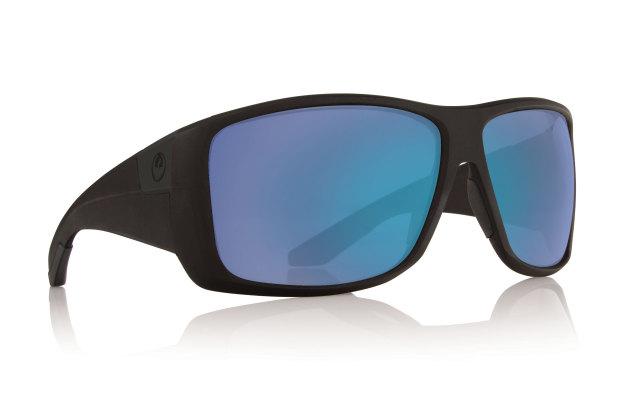 【DRAGON SUNGLASS】太陽眼鏡 KIT MATTE BLACK Blue ion P2/ JET RED Red ion P2 - 「Webike-摩托百貨」