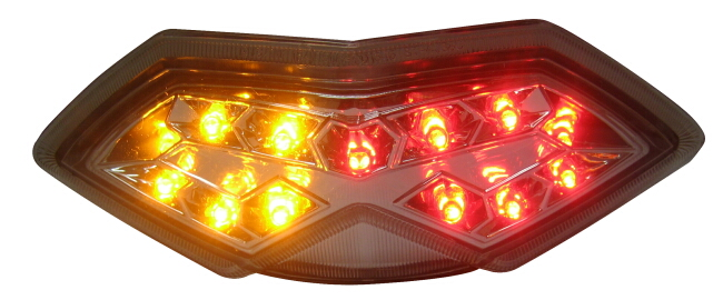 【ETHOS】LED 透明尾燈單體 - 「Webike-摩托百貨」