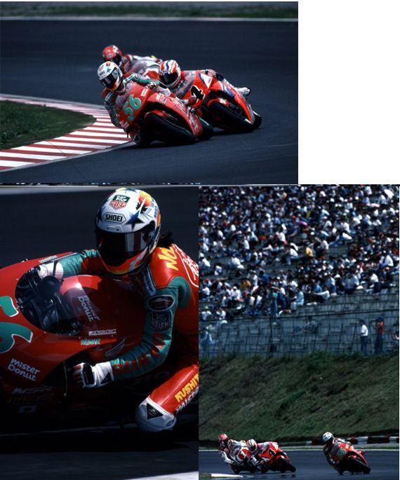 【Wick Visual Bureau】94年 WGP 500cc 日本GP - 「Webike-摩托百貨」