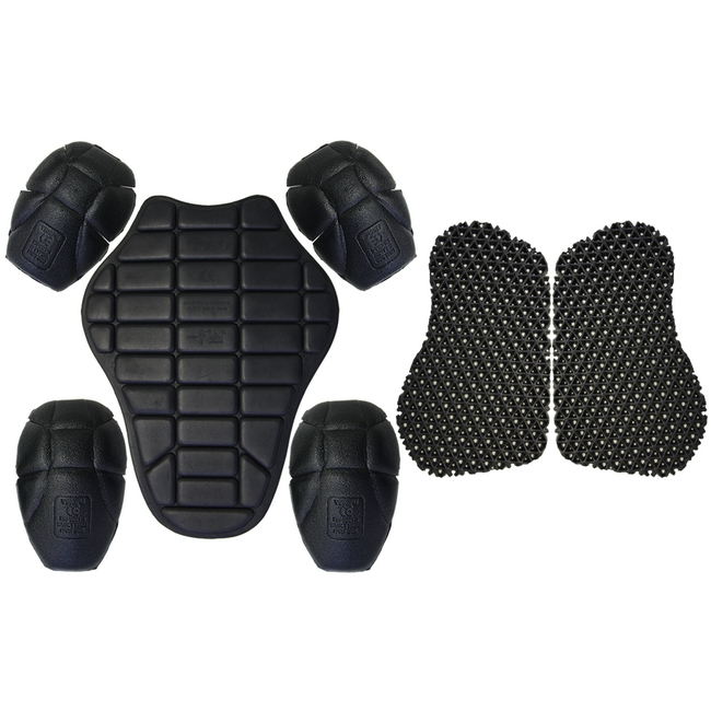 【Jams Gold】4樣護具(肩、肘、脊髄、胸) - 「Webike-摩托百貨」