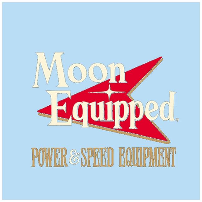 【MOON EYES】POWER&SPEED EQUIPMENT 貼紙 - 「Webike-摩托百貨」