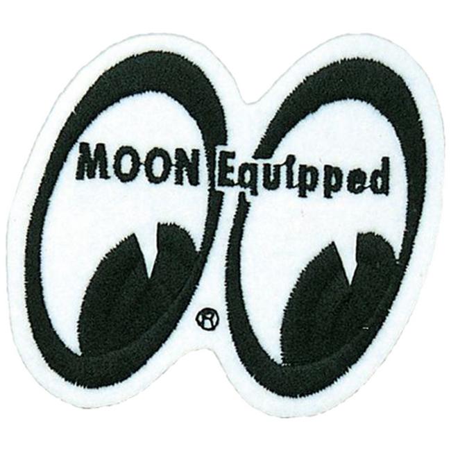 【MOON EYES】EYESHAPE徽章 - 「Webike-摩托百貨」