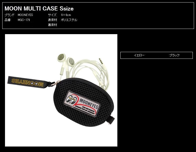 【MOON EYES】MOON MULTI 小物包 - 「Webike-摩托百貨」