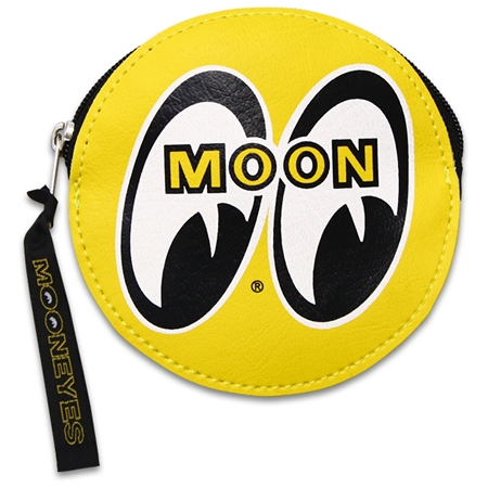 【MOON EYES】MOON EYEBALL 零錢包 - 「Webike-摩托百貨」