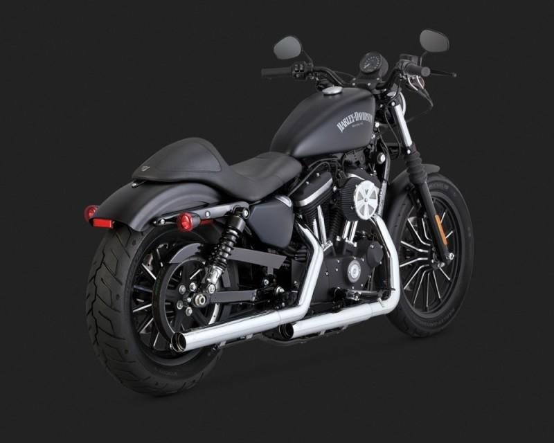 【VANCE&HINES】 STRAIGHTSHOTS HS 排氣管尾段 - 「Webike-摩托百貨」
