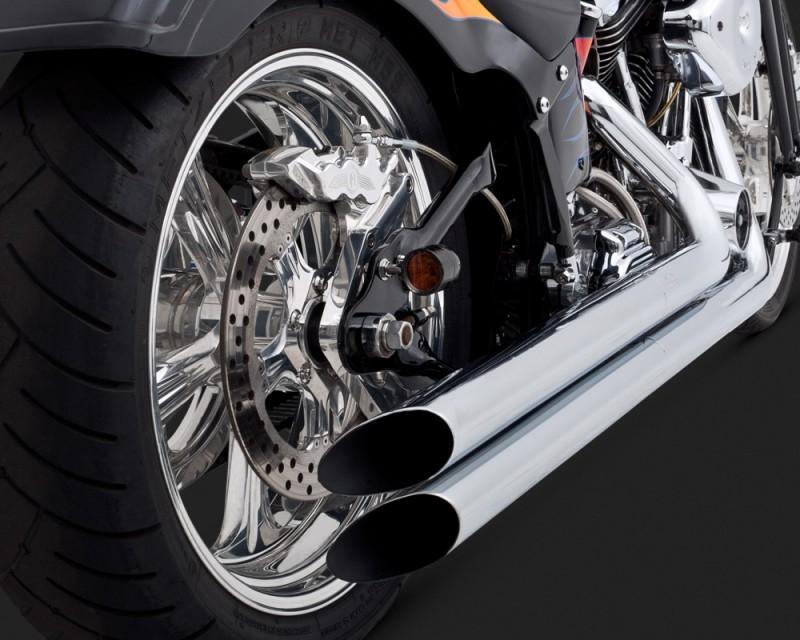 【VANCE&HINES】LONGSHOTS HS 全段排氣管 - 「Webike-摩托百貨」