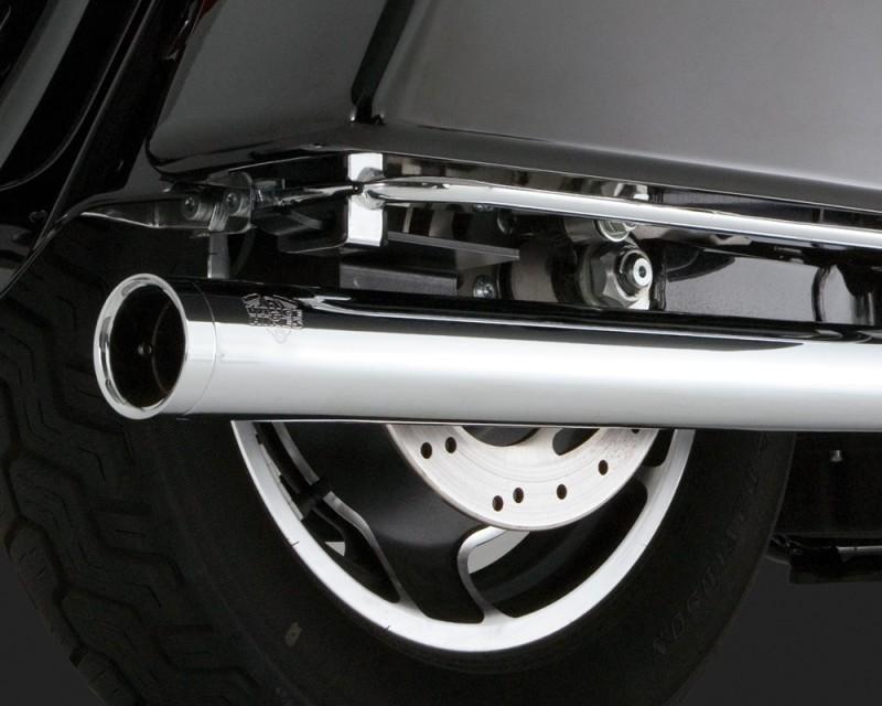 【VANCE&HINES】 BIG SHOT DUALS 全段排氣管 - 「Webike-摩托百貨」
