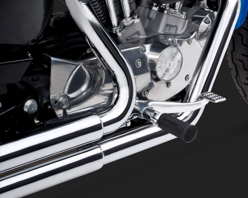 【VANCE&HINES】DOUBLE BARREL STAGGERED 全段排氣管 - 「Webike-摩托百貨」
