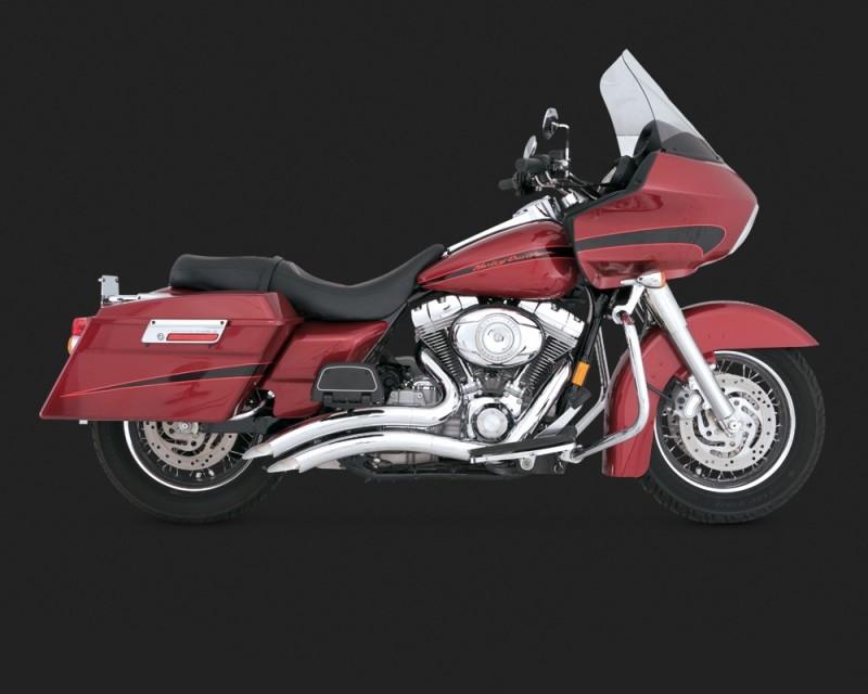 【VANCE&HINES】BIG RADIUS 2-2全段排氣管 - 「Webike-摩托百貨」
