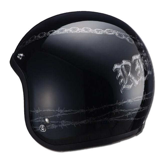 【RIDEZ】HC EMBLEM 002 JET安全帽 - 「Webike-摩托百貨」