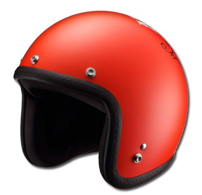 【RIDEZ】【買就送】Knuckle Head RJ605 NoGutsNoGlory JET安全帽 送活動商品 - 「Webike-摩托百貨」