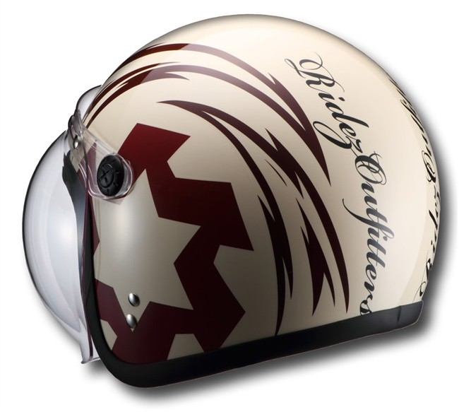 【RIDEZ】JB BIG-E JET安全帽 - 「Webike-摩托百貨」