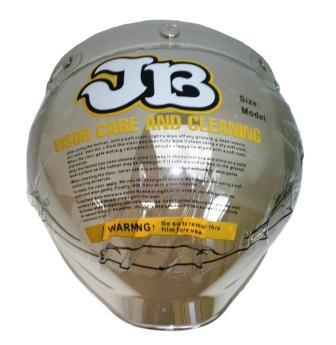 【RIDEZ】JB用安全帽風鏡 - 「Webike-摩托百貨」