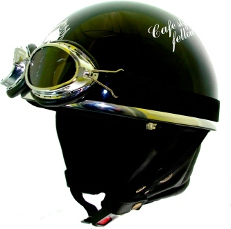 【RIDEZ】VINTAGE 半罩安全帽 RH205 A5(半罩型式) - 「Webike-摩托百貨」