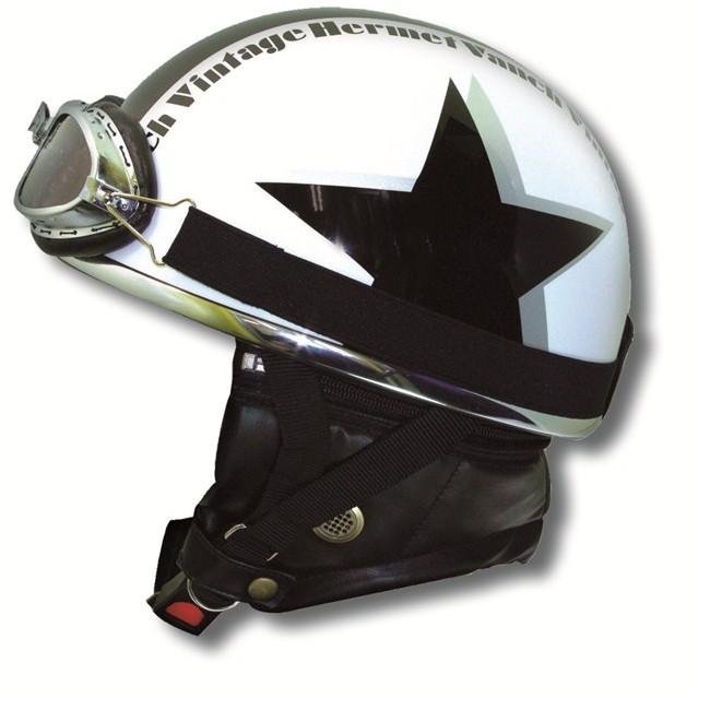 【RIDEZ】VINTAGE 半罩安全帽(半罩型式) - 「Webike-摩托百貨」
