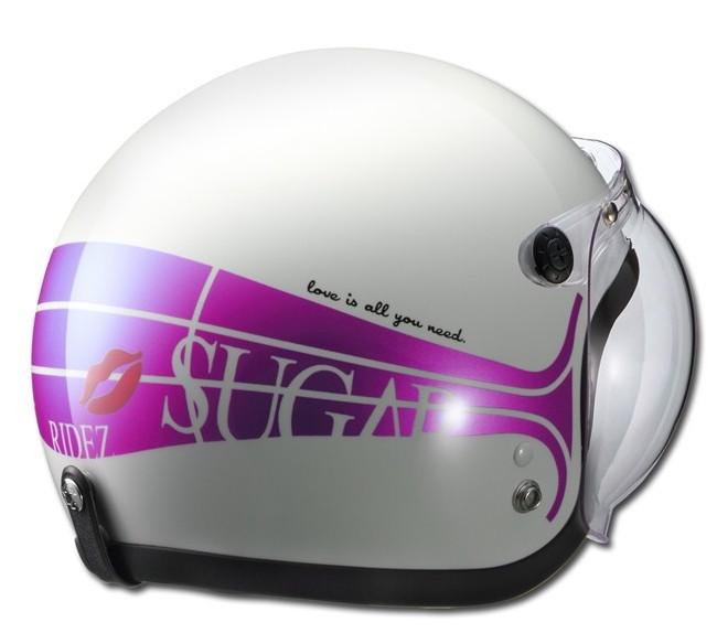 【RIDEZ】【買就送】SugarRidez Eighty JET安全帽 送活動商品 - 「Webike-摩托百貨」