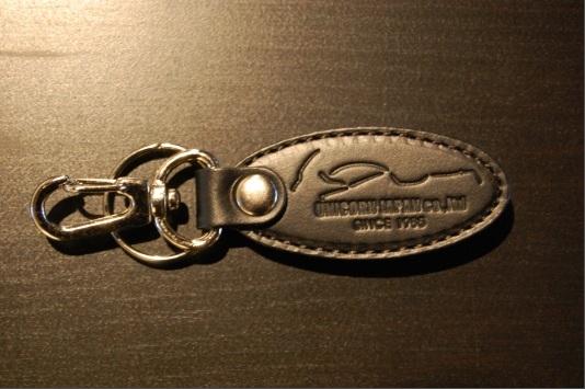 【UNICORN JAPAN】【新型】Unicorn Japan 原廠鑰匙圈 - 「Webike-摩托百貨」