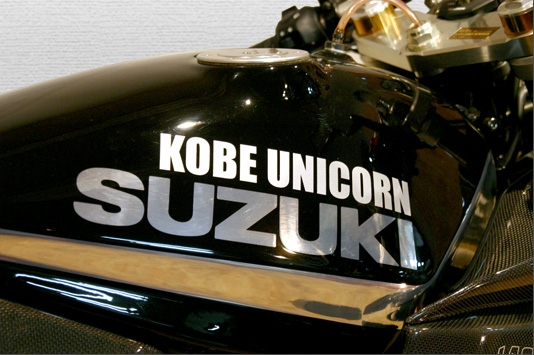 【UNICORN JAPAN】KOBE UNICORN【貼紙:L】 - 「Webike-摩托百貨」