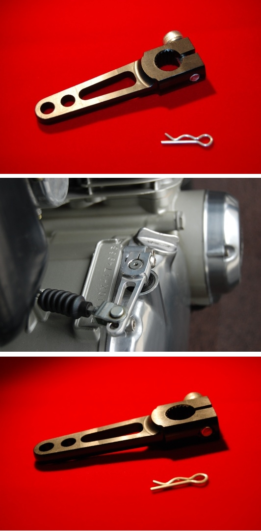 【UNICORN JAPAN】離合器釋放臂 (黑) - 「Webike-摩托百貨」