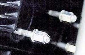 【UNICORN JAPAN】排氣管接頭固定螺絲組 - 「Webike-摩托百貨」