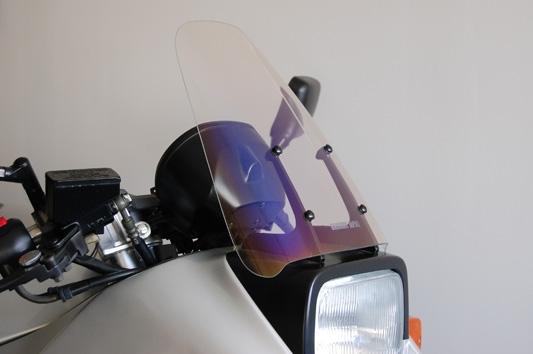 【UNICORN JAPAN】鈦色塗層風鏡 長版 [藍色塗層] - 「Webike-摩托百貨」
