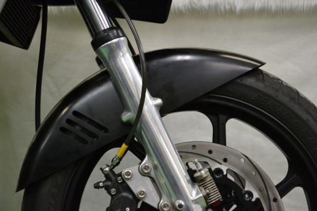 【UNICORN JAPAN】18吋輪胎對應 FRP前土除 (STD Type) - 「Webike-摩托百貨」