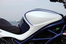 【UNICORN JAPAN】Stylish 側邊油箱保護蓋 - 「Webike-摩托百貨」