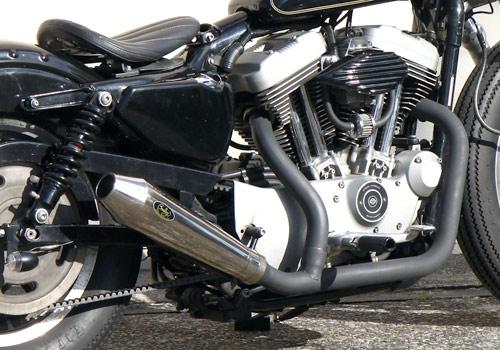 【EASYRIDERS】BOSSLEY Classical Reventon Header 2 排氣管尾段 - 「Webike-摩托百貨」
