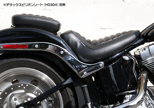 【EASYRIDERS】Deluxe 單座坐墊 - 「Webike-摩托百貨」