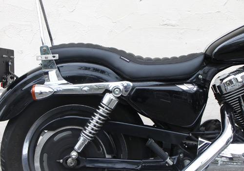 【EASYRIDERS】DELUXE 2 Cobra 坐墊 - 「Webike-摩托百貨」