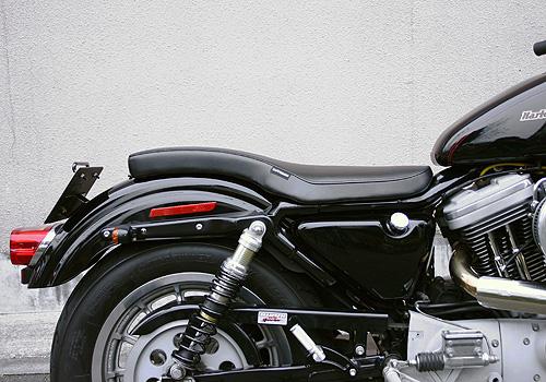 【EASYRIDERS】Custom Smooth Cobra 坐墊 - 「Webike-摩托百貨」