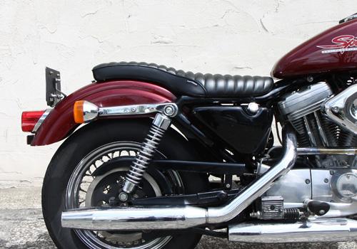 【EASYRIDERS】Custom Viper Cobra 坐墊 - 「Webike-摩托百貨」