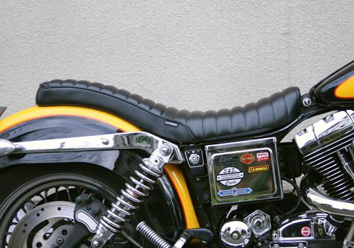 【EASYRIDERS】Viper cobra 坐墊 - 「Webike-摩托百貨」